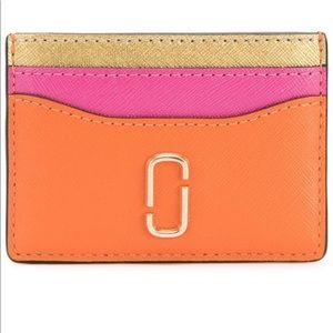 Marc Jacobs Snapshot Credit Card Case